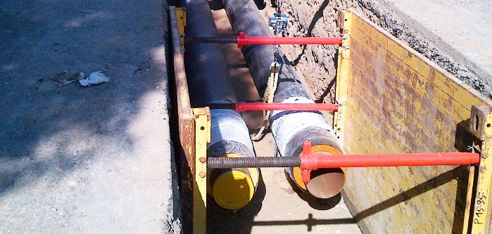 Realizzazione pipe-line