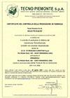 Certificazione calcestruzzo Mirandola