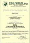 Certificazione calcestruzzo Baricella