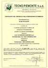 Certificazione calcestruzzo Modena