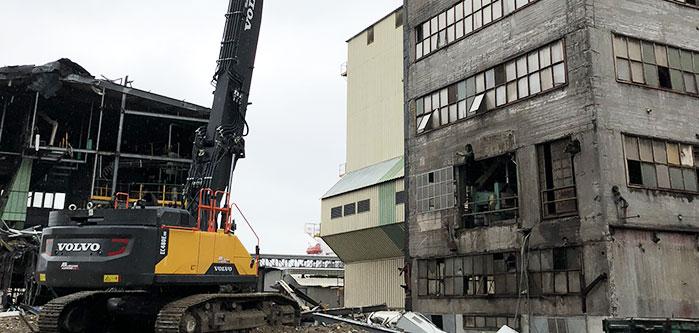 abbattimento decommissioning